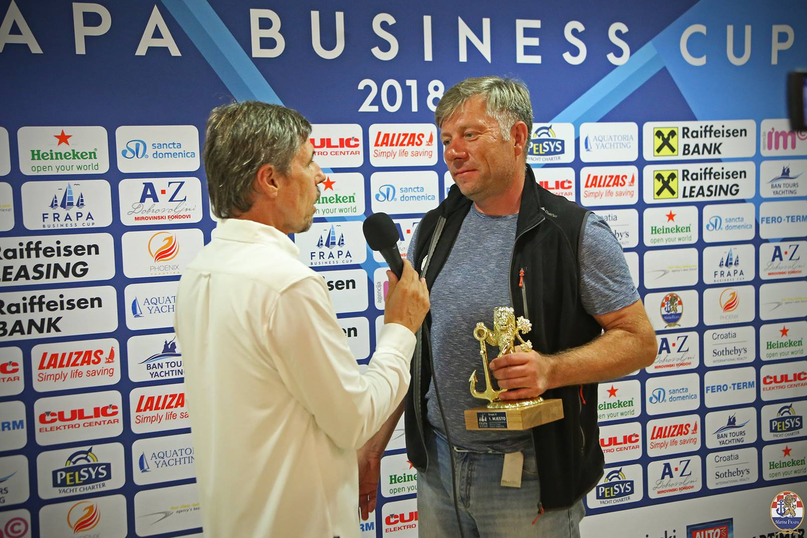 Aquatoria Yachting wins regatta